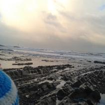 Where's wally on the beach