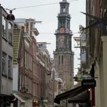 view to Westerkerk