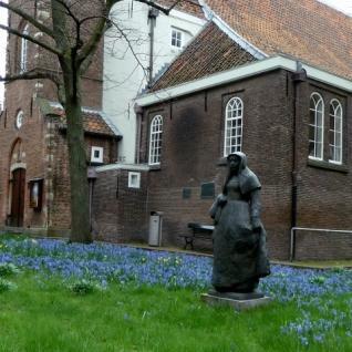Bijenhof courtyard