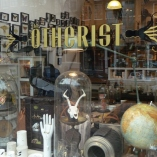 The Otherist shop front