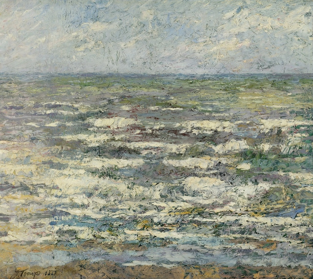 jan toorop seascape 1887 (640x570)