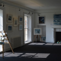 Willoughby Gallery, Castle Bude