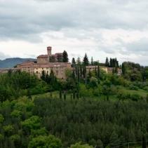 Umbrian hilltop town