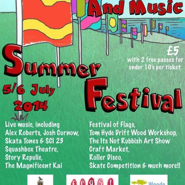baam festival poster