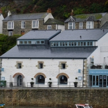 Clay Quay building, Porthleven
