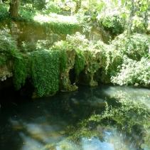 Grottos and underground walkways