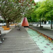 Parque de Nacoes wave rhyll