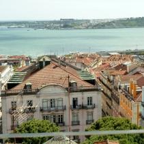 View from Biarro Alto Hotel
